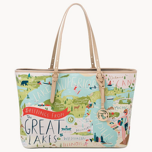 Great Lakes Tote
