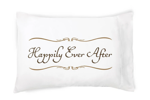Happily Ever After Pillowcase - Single