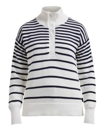 Women's Allison T-Neck Windproof Sweater