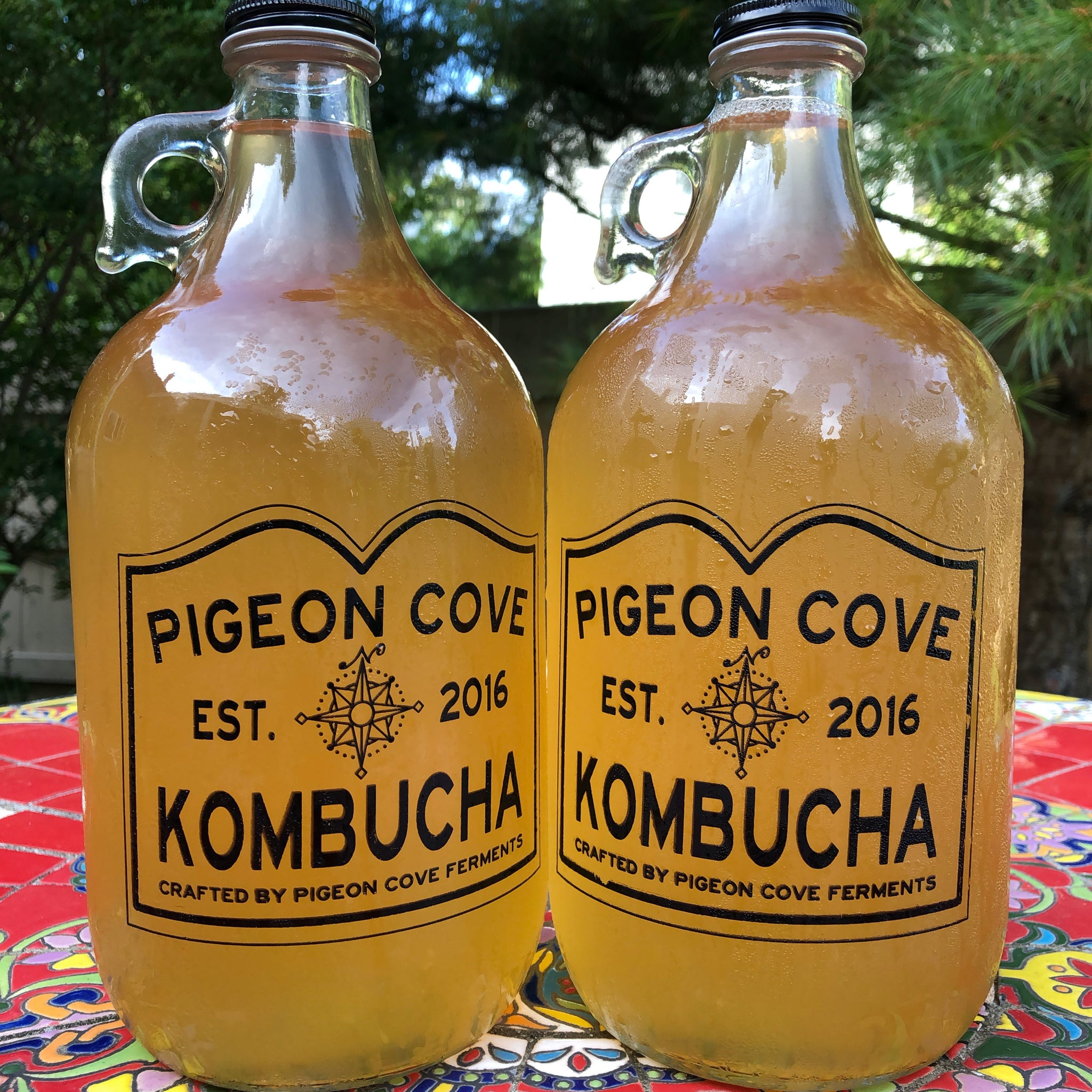 Cucumber Mint Kombucha *Limited Batch*