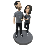 Sweethearts outfit  Custom Bobblehead | Customtobox