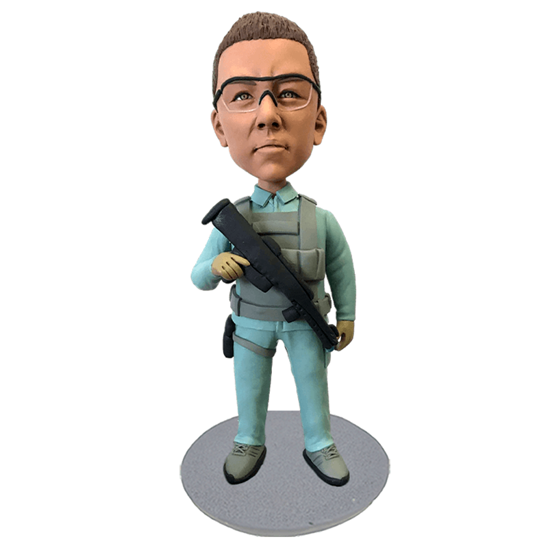 Navy Seal Custom Bobblehead | Customtobox