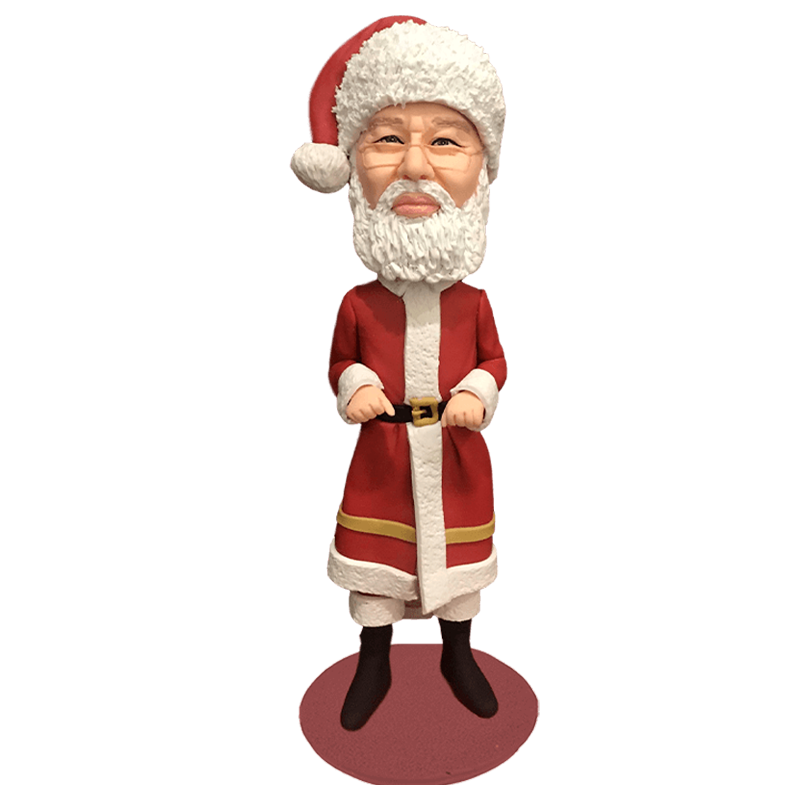 Santa Claus Bobbleheads | Customtobox