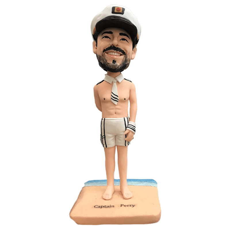 Open Navy Bobbleheads | Customtobox