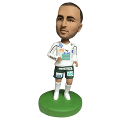 Wearing  jersey Custom Bobblehead | Customtobox