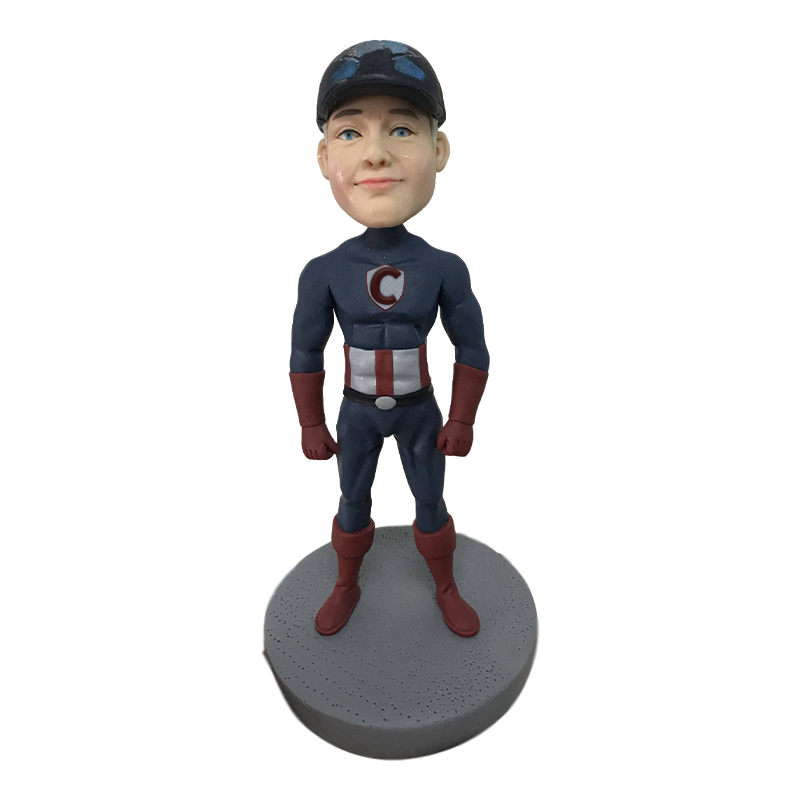 Captain America Bobbleheads | Customtobox
