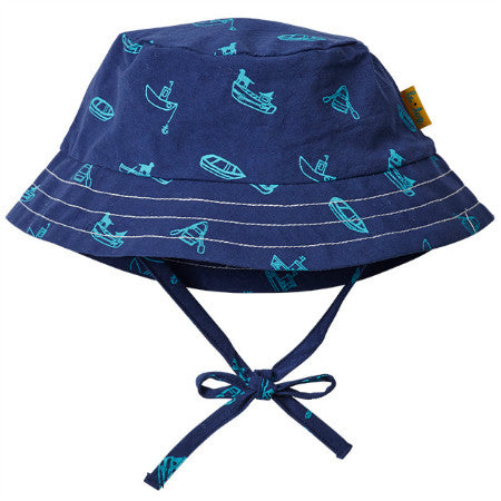 Boats Bucket Sun Hat