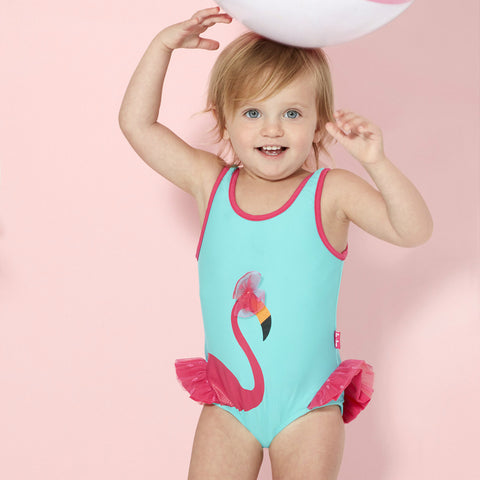 Flamingo Fancy Swimsuit