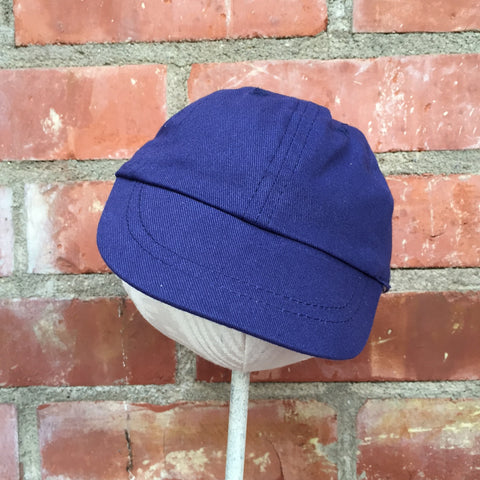 Baby Boy Navy Blue Cap