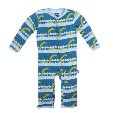 Sea Monster Coverall