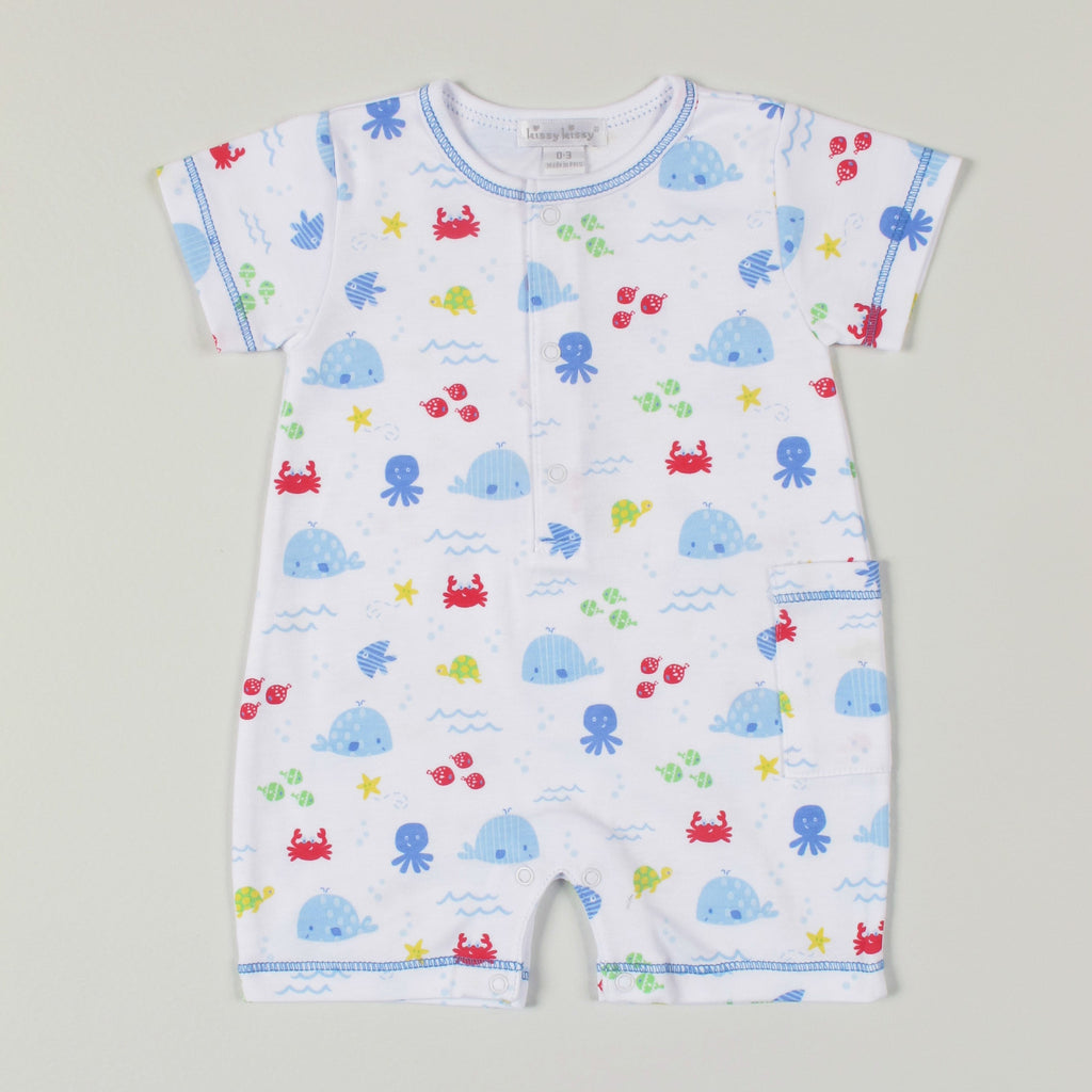 Ocean Wonder Sunsuit