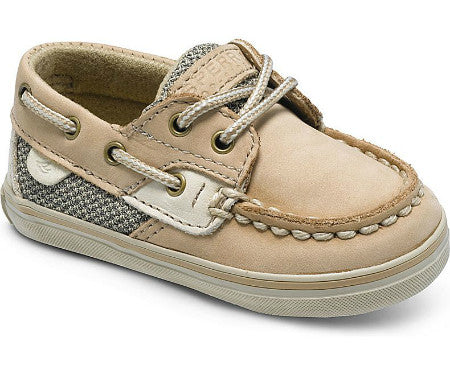 Sperry Bluefish Topsider in Linen