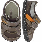 Pediped Originals Charleston Brown
