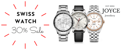 Giant Swiss Watch Sale 30% Off on all watches