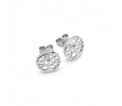 665fc2d42 Sterling Silver Tree of Life Stud Earrings SE206 | Joyce Jewellery for  jewellery and watch brands, Georgini, Thomas Sabo, Agatha Paris, Citizen,  ...