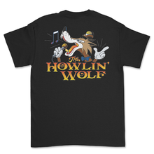Load image into Gallery viewer, Unisex Howlin' Wolf T-Shirt