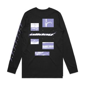 Allday - Ride The Lightning Long Sleeve T-Shirt