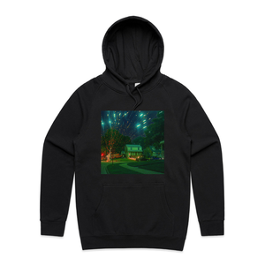 Allday - Starry Night Over the Phone Hoodie