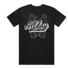 Load image into Gallery viewer, Allday Icecream Black Tee