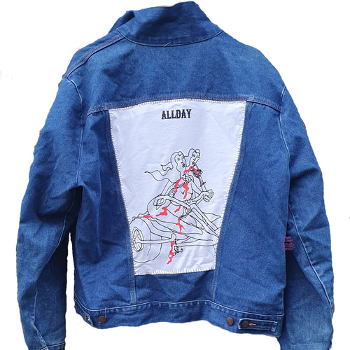 Allday Denim Jacket