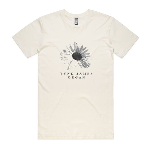 Tyne-James Organ Flower Tee
