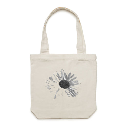 Tyne-James Organ Flower Tote Bag