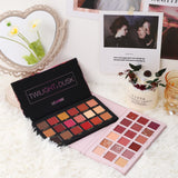 Twilight Dust + Aromas Eyeshadow Palette Makeup Set