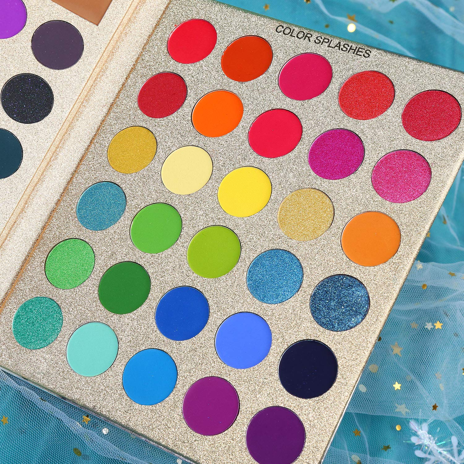 Pretty All Set Eyeshadow Palette - UCANBE