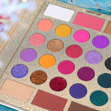 Pretty All Set Eyeshadow Palette