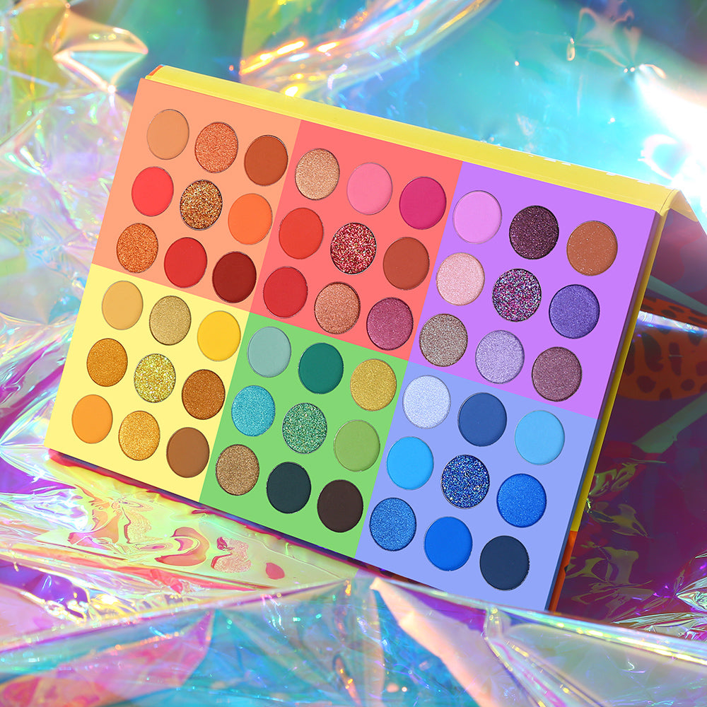 SPLASHY CANDIES eyeshadow palette