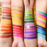 48 Colors Exotic Flavors Eyeshadow Palette