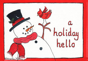 Snowmen: Holiday Hello
