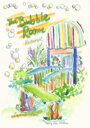 Captiva Island: The Bubble Room