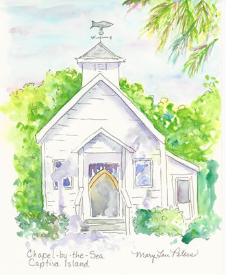 Captiva Island: Chapel by the Sea