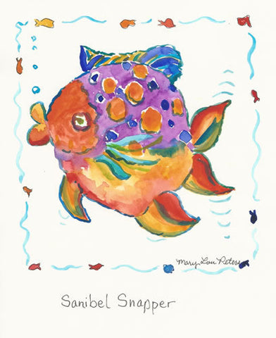 Sanibel Island: Snapper