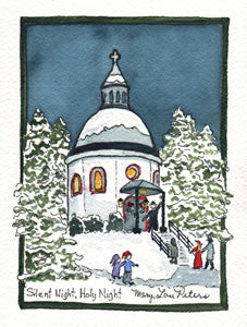 Christmas: Silent Night Chapel
