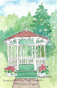 Somewhere in Time Gazebo