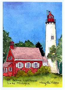 St. Helena Lighthouse