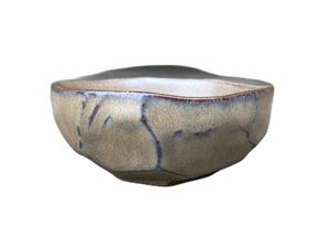 Kaito Bowl - Brown/Gold