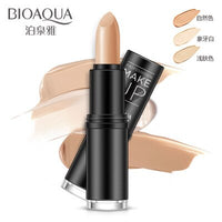 500pcs BIOAQUA Modified Cover Defect Pen Face Cover Dark Circles Acne Spot Easy Color Concealer Cream Foundation Long-Lasting