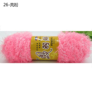 Warmth Coral Velvet Yarn Knitting Wool Line Practical DIY Clothing Hat Scarf Crochet Thread