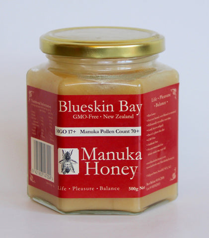 Manuka Honey 500gm glass