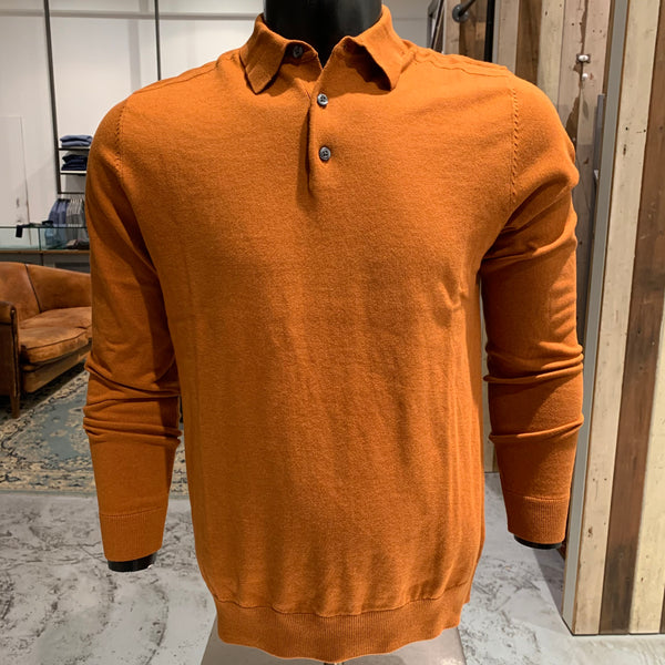 Polo knitted Selected