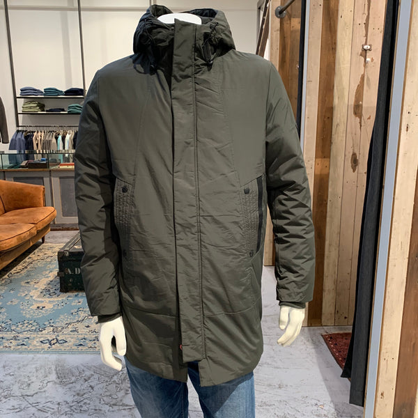 Echo Jacket - Fatmoose - Beetle Green