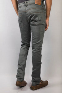 Elephant Grey Denim Jeans