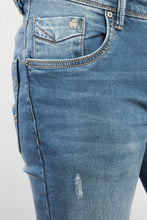 Load image into Gallery viewer, Westend Blue Denim Jeans