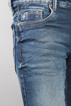 Load image into Gallery viewer, Blue Outlander Denim Jeans