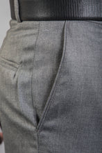 Load image into Gallery viewer, Grey Formal Trouser