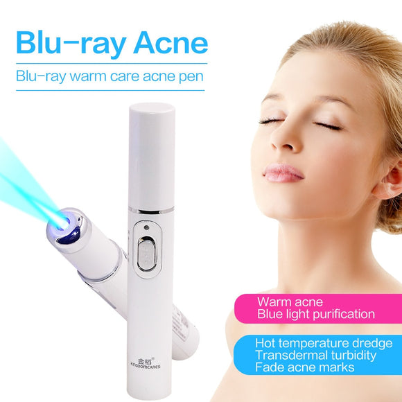 Blue & Red Light Acne Therapy