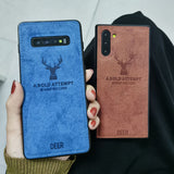 Fabric Cell Phone Cases For Samsung